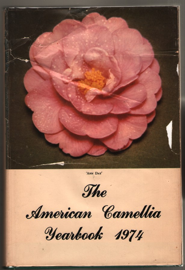 Image for The American Camellia Yearbook 1974