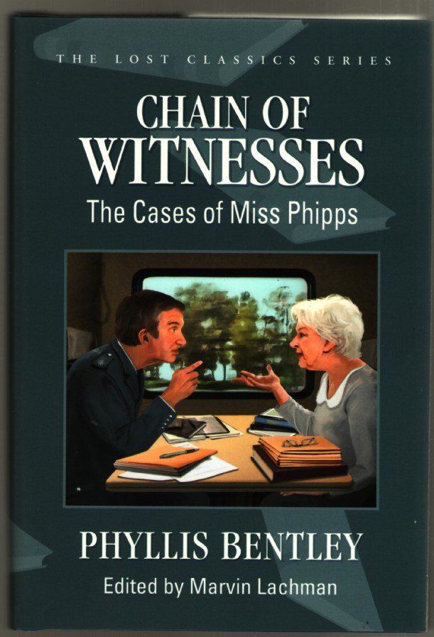 Image for Chain of Witnesses: The Cases of Miss Phipps