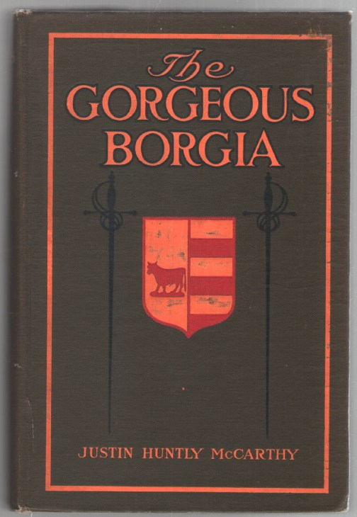 Image for The Gorgeous Borgia
