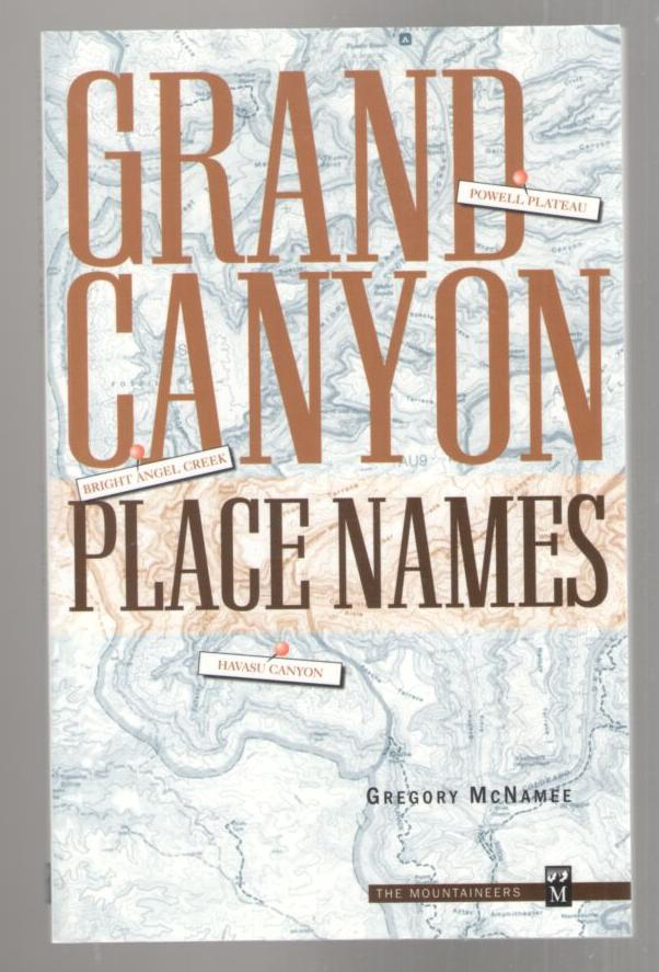 Image for Grand Canyon Place Names