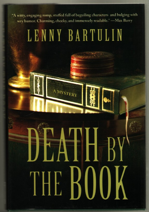 Image for Death by the Book
