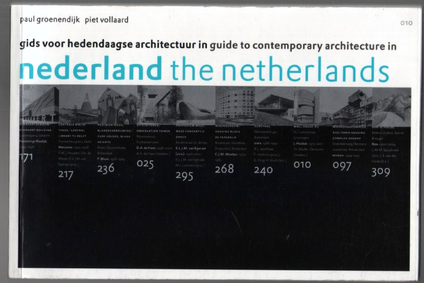 Image for Guide to Contemporary Architecture in the Netherlands