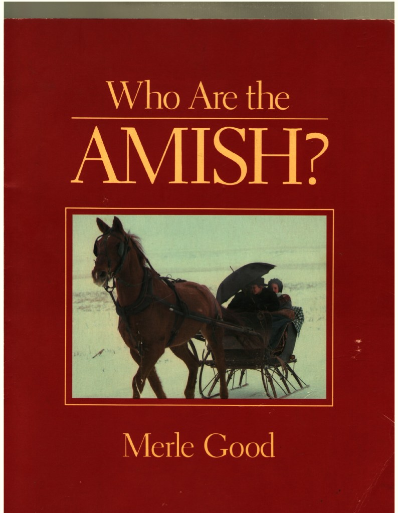 Image for Who Are the Amish?