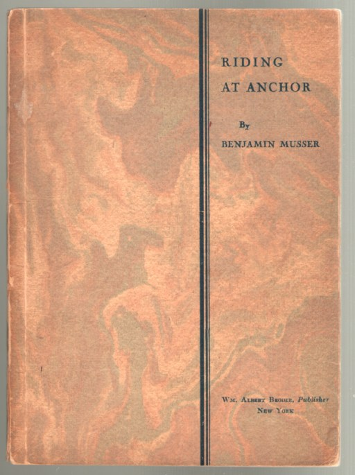 Image for Riding at Anchor