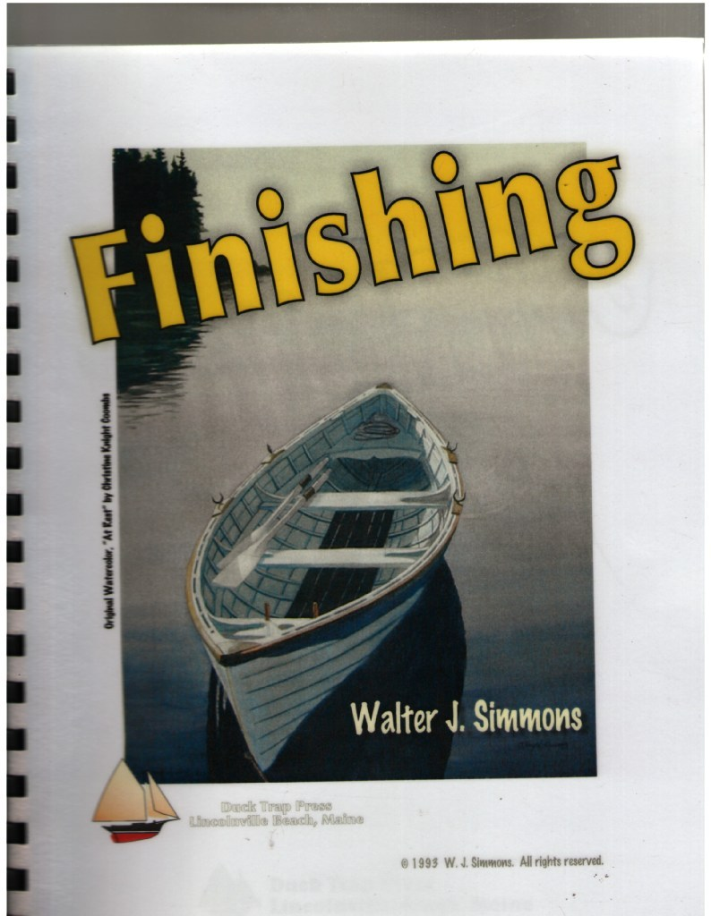 Image for Finishing: Second Edition