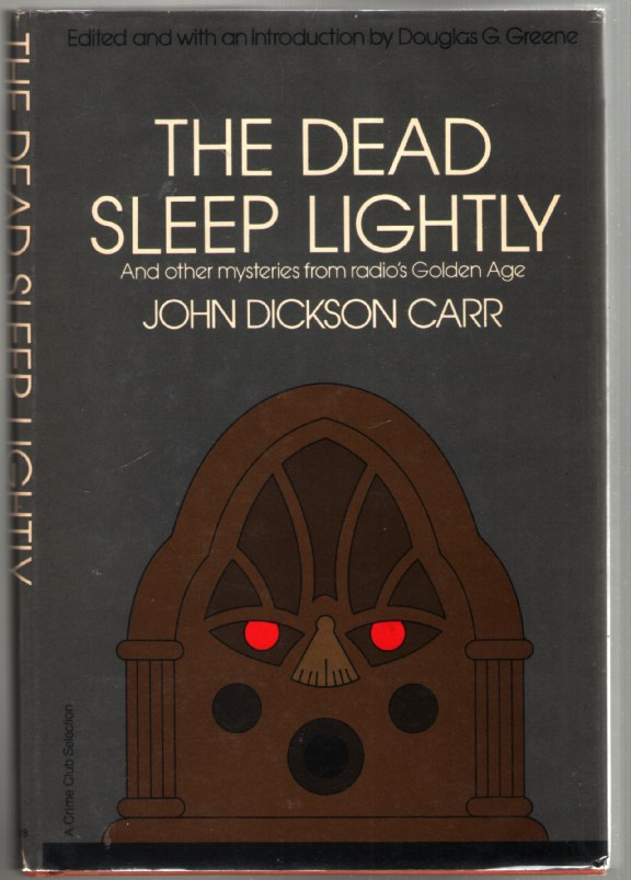 Image for The Dead Sleep Lightly