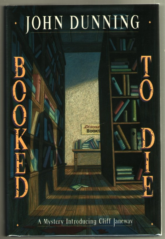 Image for Booked to Die