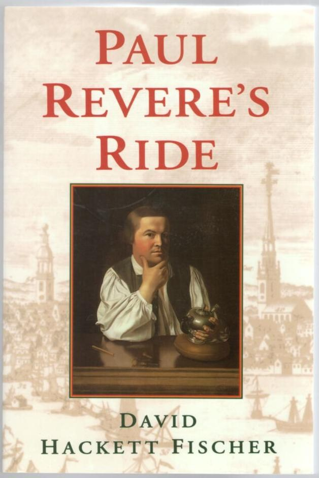 Image for Paul Revere's Ride