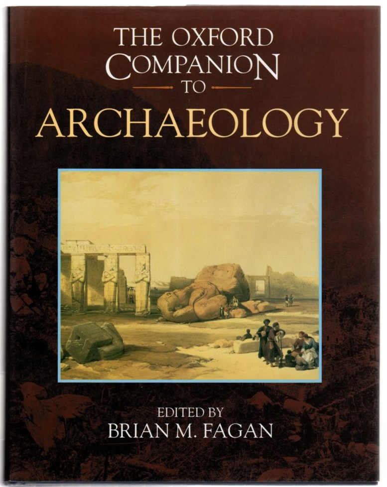Image for The Oxford Companion to Archaeology