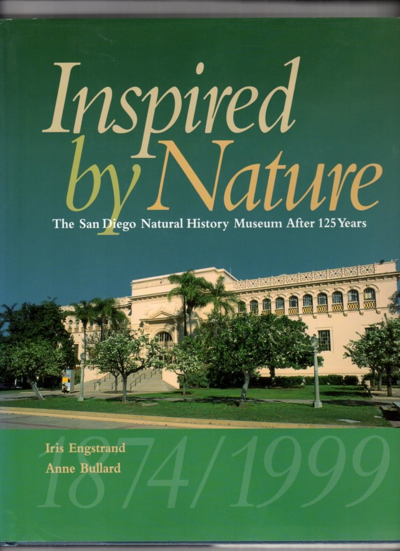 Image for Inspired By Nature: The San Diego Natural History Museum After 125 Years