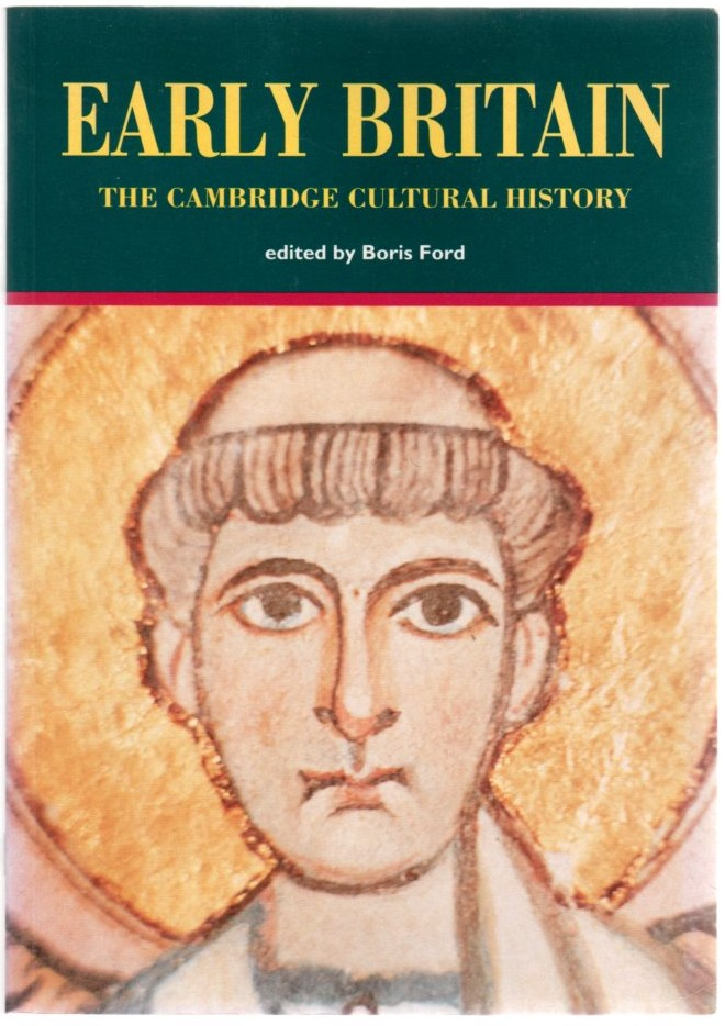 Image for Early Britain (The Cambridge Cultural History)