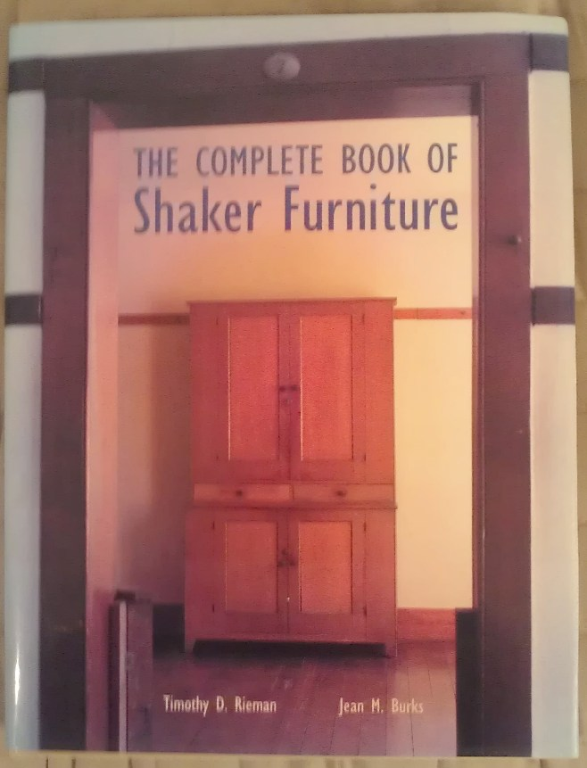 Image for The Complete Book of Shaker Furniture