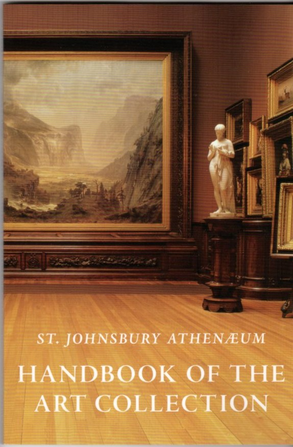 Image for St. Johnsbury Athenaeum: Handbook of the Art Collection