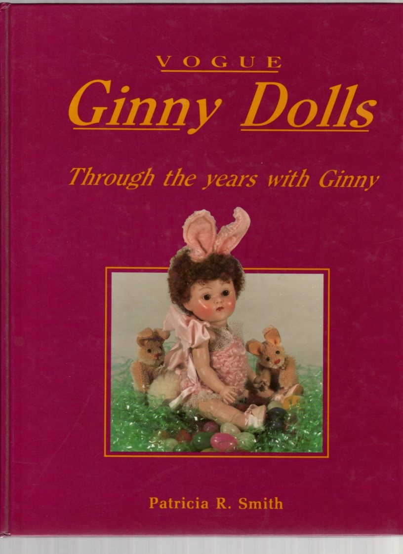 Image for Vogue Ginny Dolls: Through the Years with Ginny