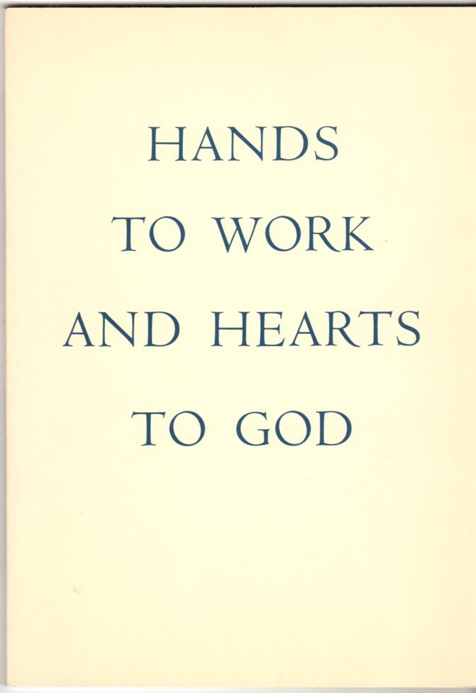 Image for Hands to Work and Hearts to God: The Shaker Tradition in Maine