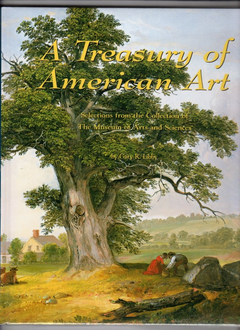 Image for A Treasury of American Art: Selections from the Collection of The Museum of Arts and Sciences