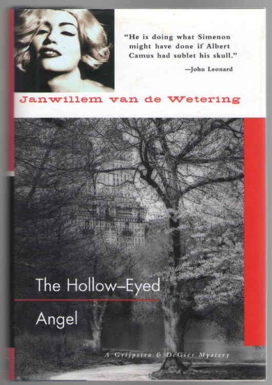 Image for The Hollow-Eyed Angel