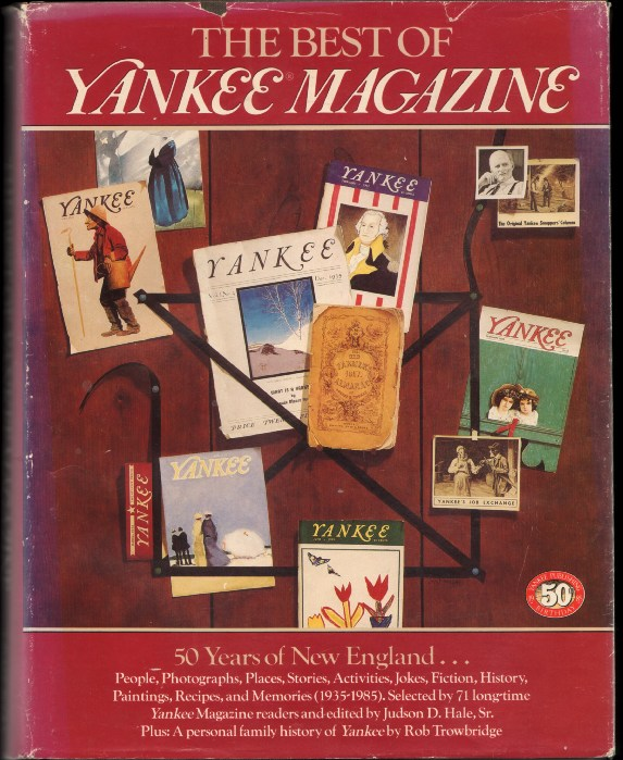 Image for The Best of Yankee Magazine: 50 Years of New England