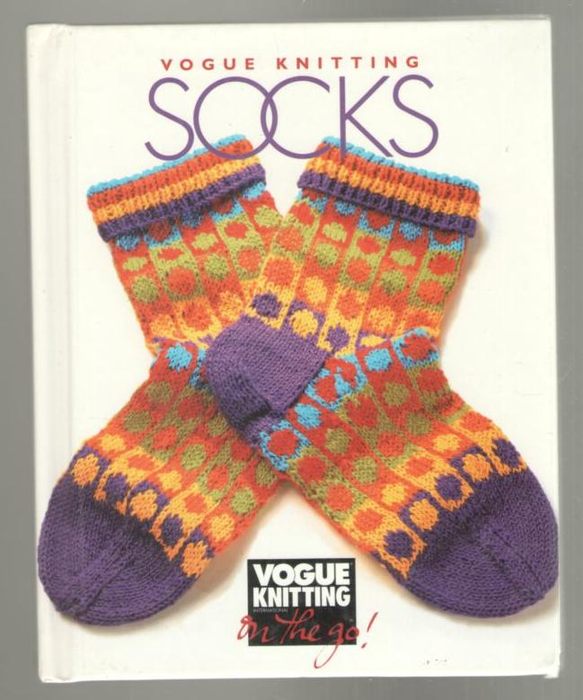 Image for Vogue Knitting Socks (On the Go)