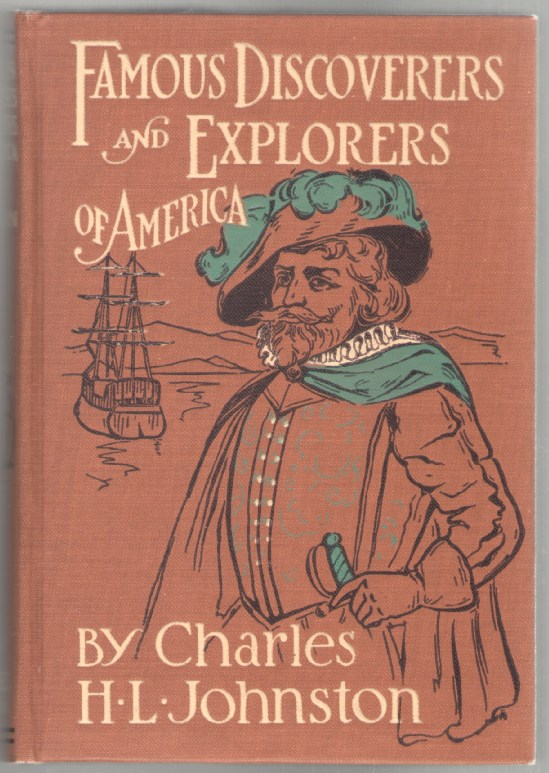 Image for Famous Discoverers and Explorers of America (Famous Leaders Series)