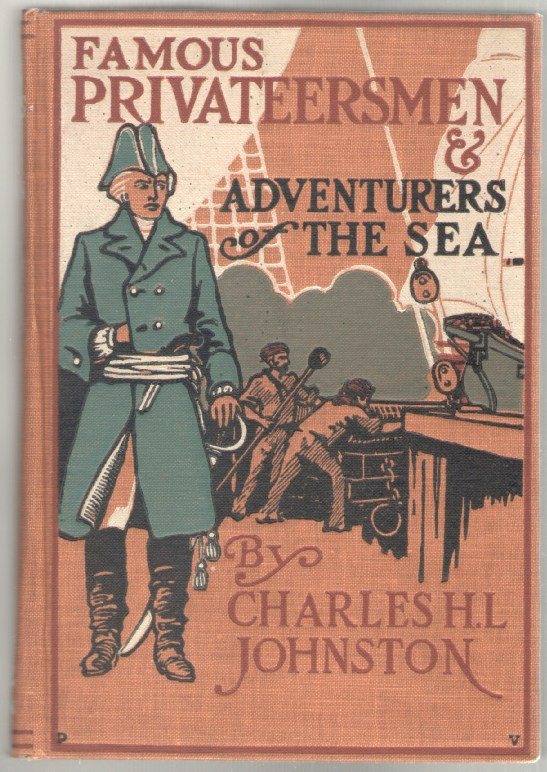 Image for Famous Privateersmen and Adventurers of the Sea (Famous Leaders Series)