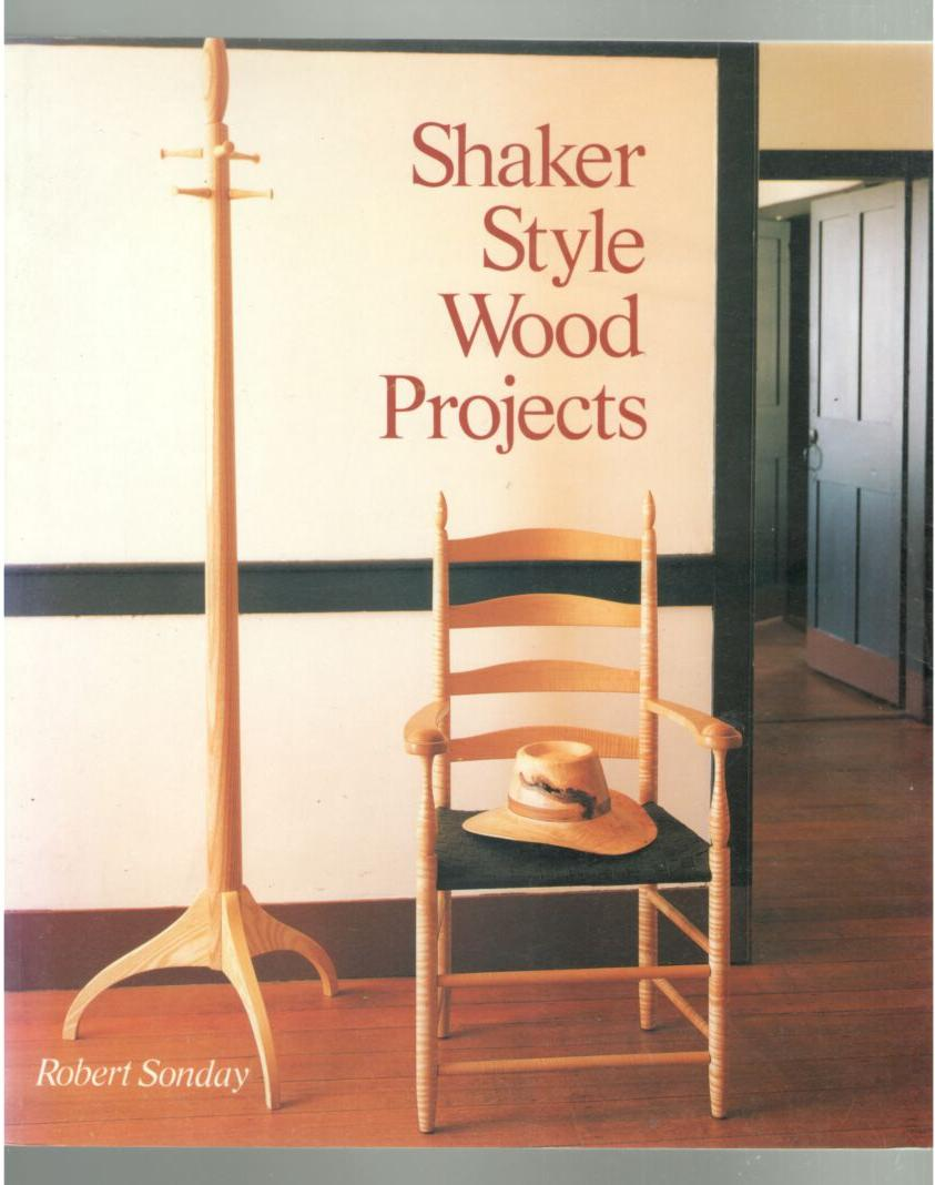 Image for Shaker Style Wood Projects