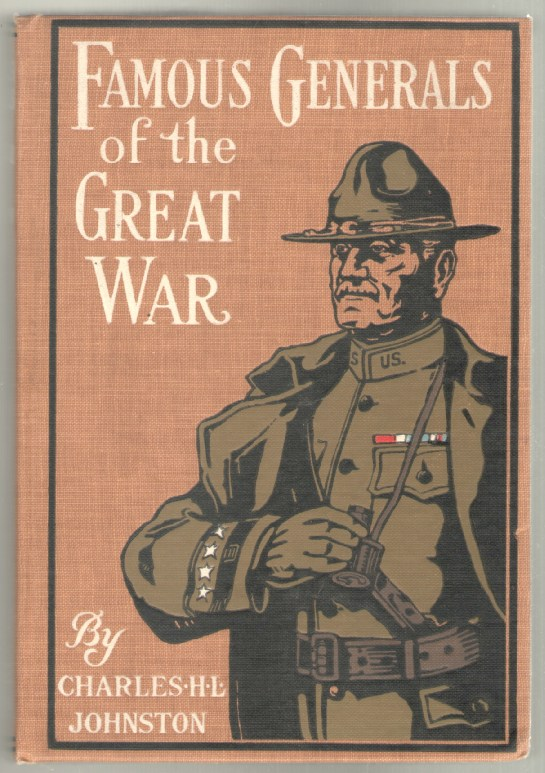 Image for Famous Generals of the Great War (Famous Leaders Series)