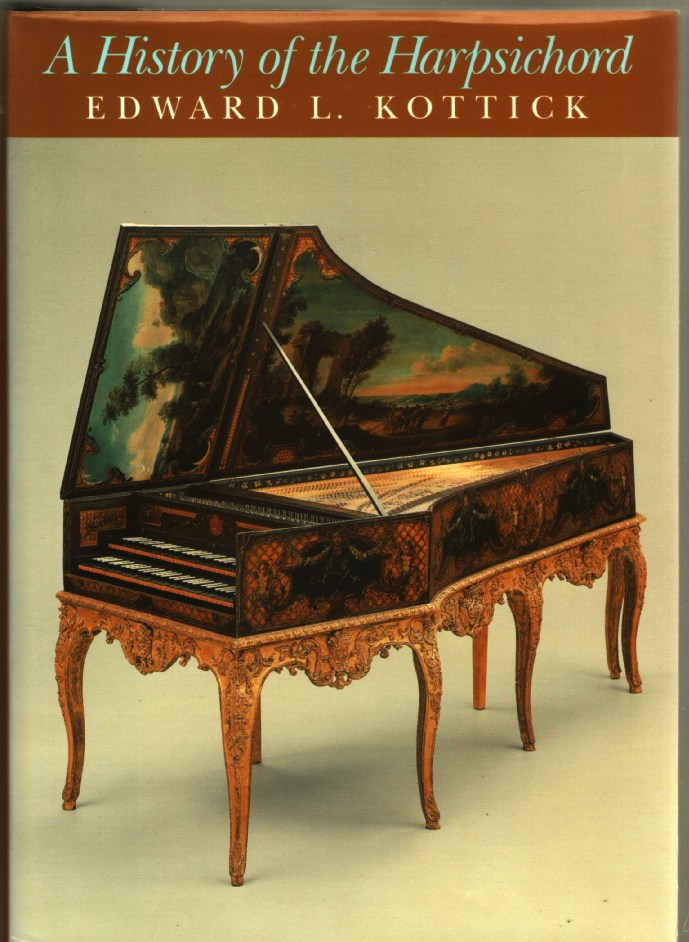 Image for A History of the Harpsichord
