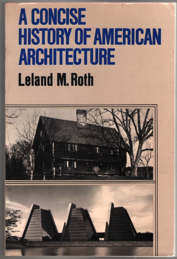 Image for A Concise History of American Architecture