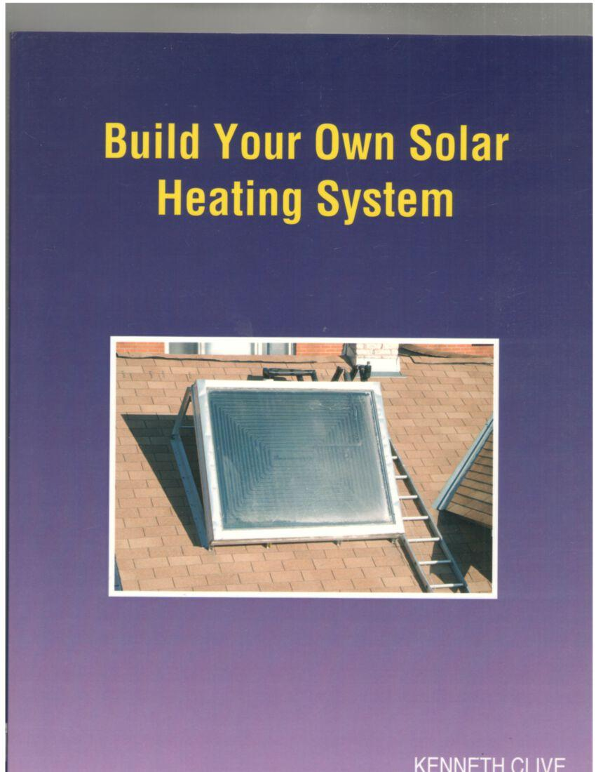 Image for Build Your Own Solar Heating System