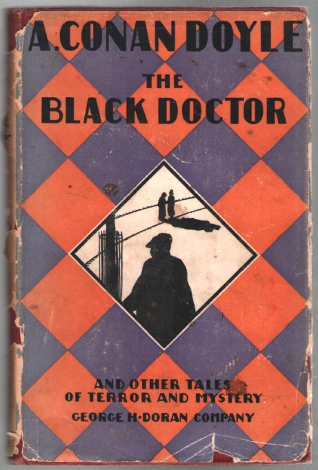 Image for The Black Doctor and other Tales of Terror and Mystery