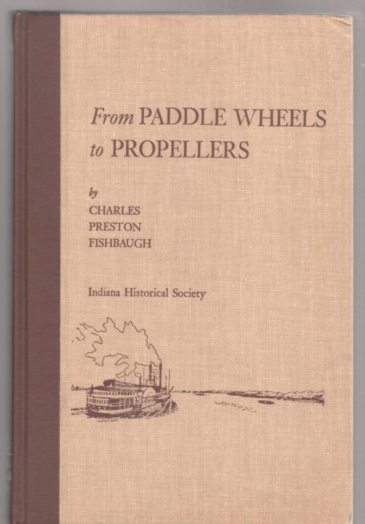 Image for From Paddle Wheels to Propellers