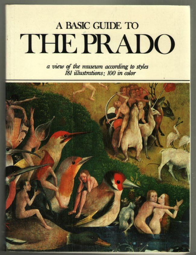 Image for A Basic Guide to the Prado