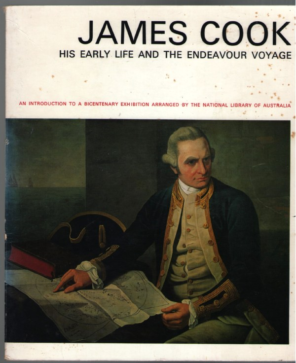 Image for James Cook: His Early Life and the Endeavour Voyage