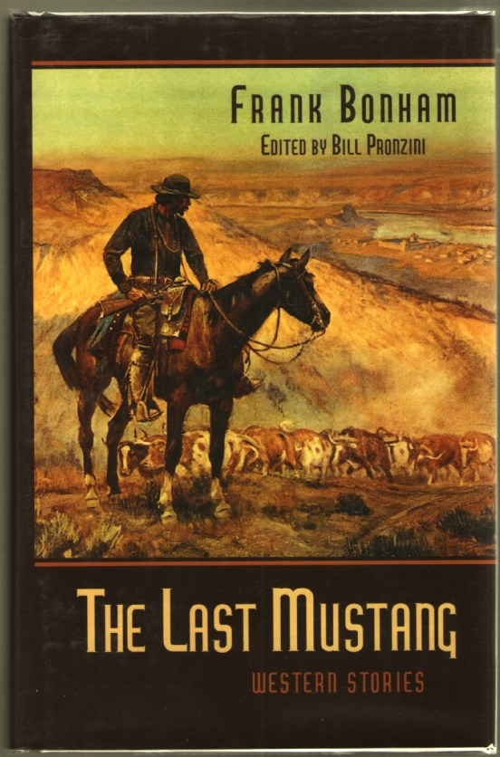 Image for The Last Mustang: Western Stories