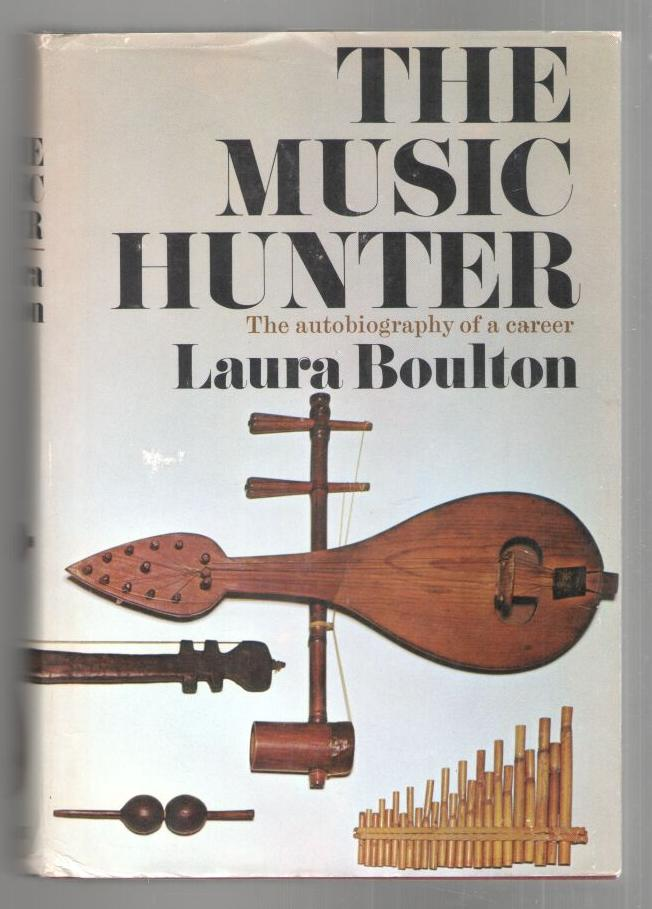 Image for The Music Hunter: The Autobiography of a Career