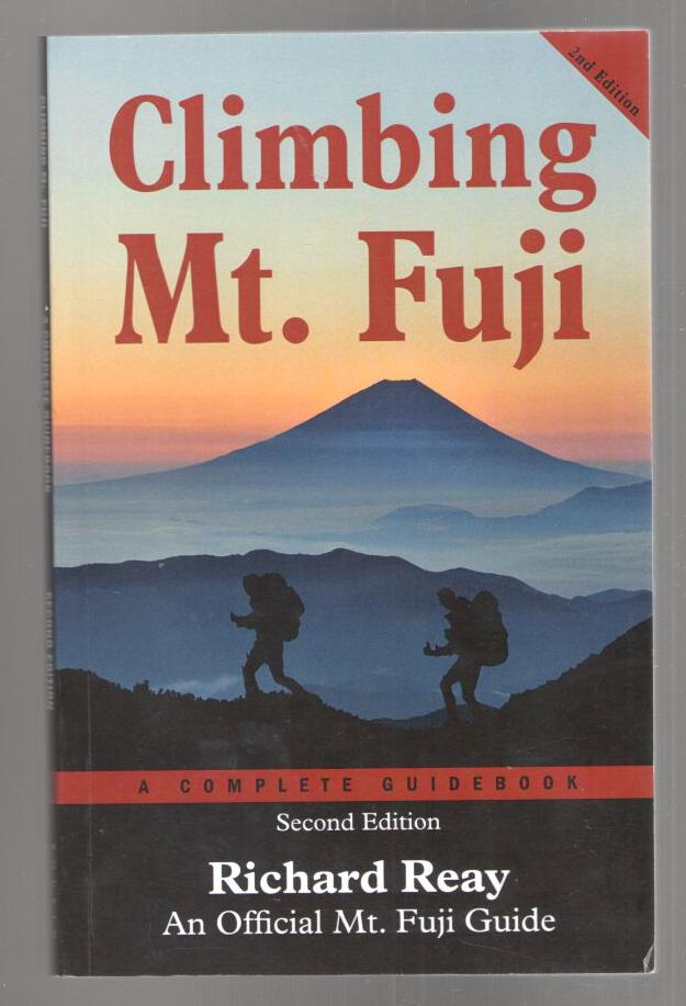 Image for Climbing Mt. Fuji - A Complete Guidebook