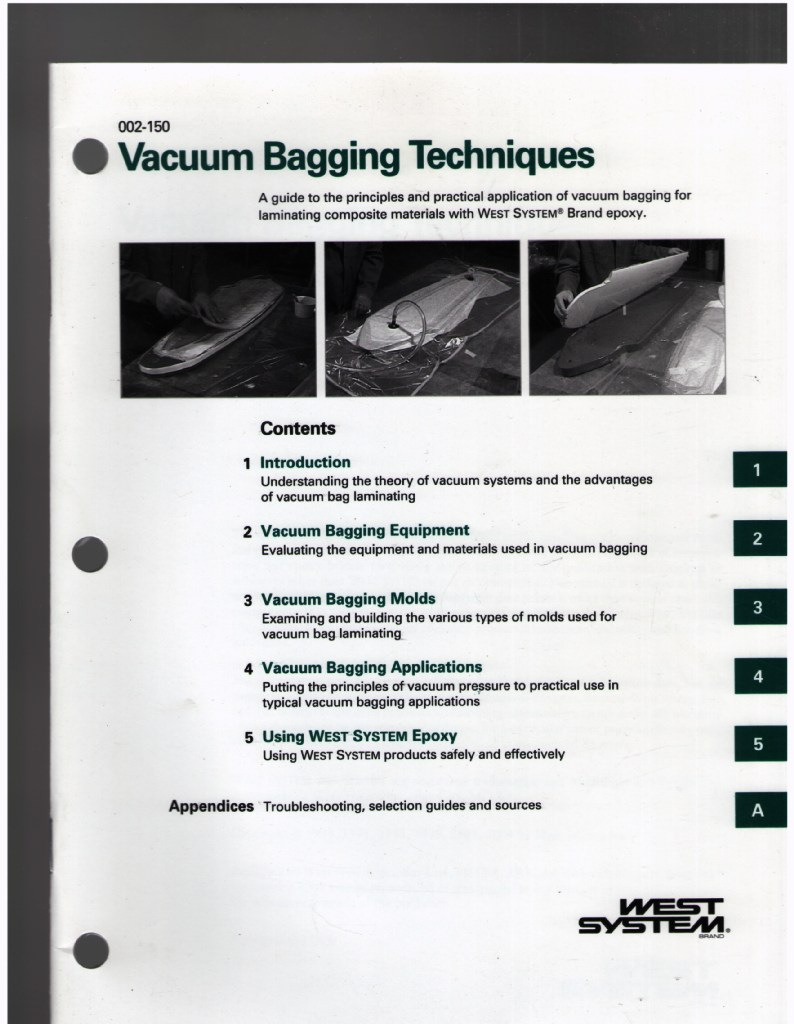Image for Vacuum Bagging Techniques