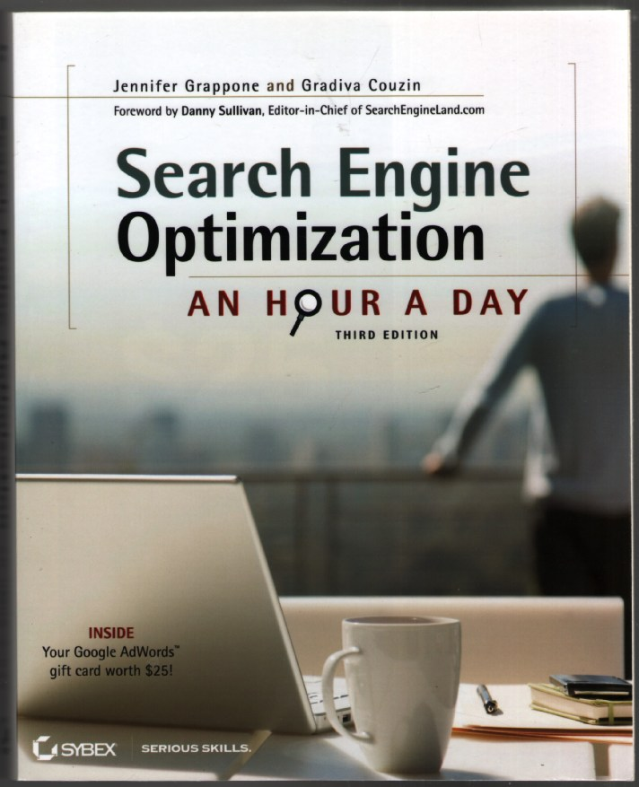 Image for Search Engine Optimization: An Hour a Day  3rd edition