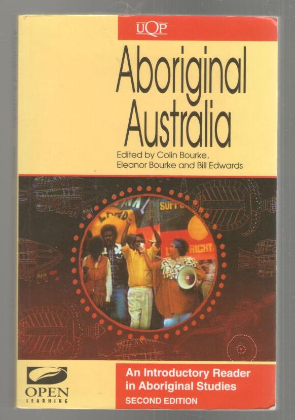 Image for Aboriginal Australia - An Introductory Reader in Aboriginal Studies