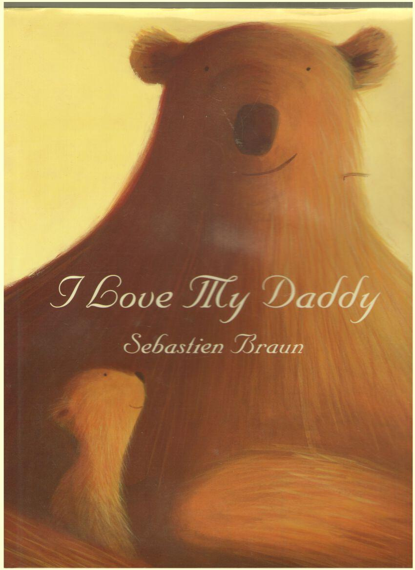 Image for I Love My Daddy