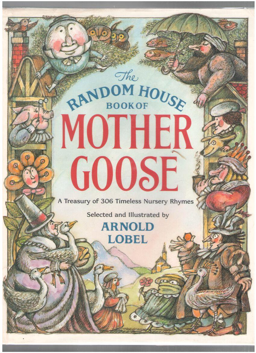 Image for The Random House Book of Mother Goose