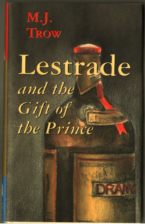 Image for Lestrade and the Gift of the Prince