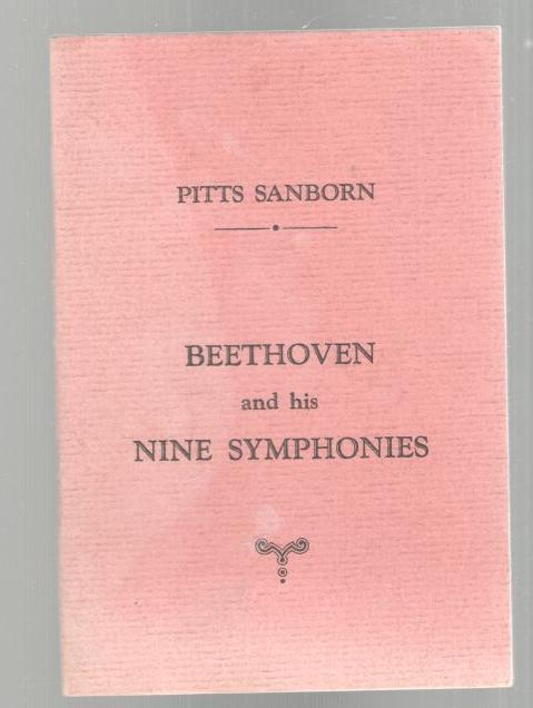 Image for Beethoven and his Nine Symphonies