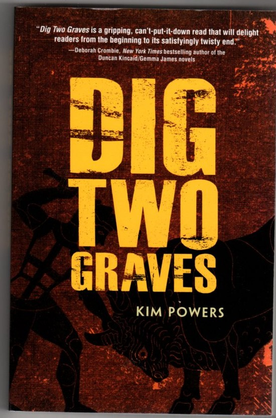 Image for Dig Two Graves