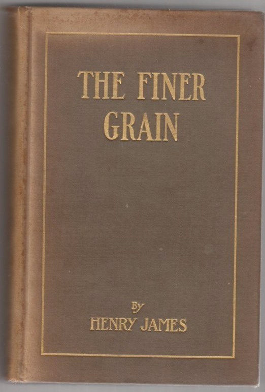 Image for The Finer Grain