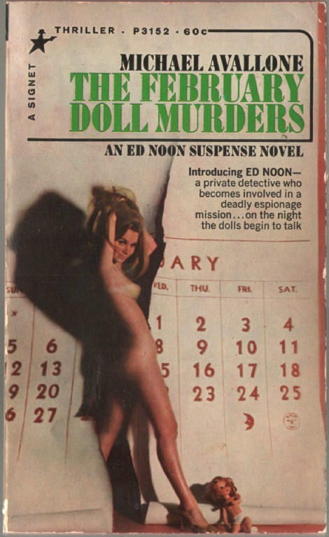 Image for The February Doll Murders