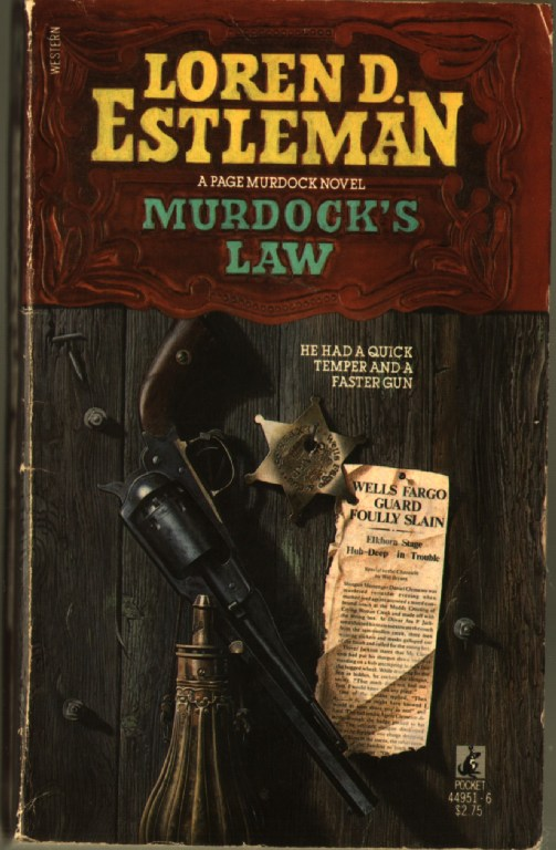 Image for Murdock's Law