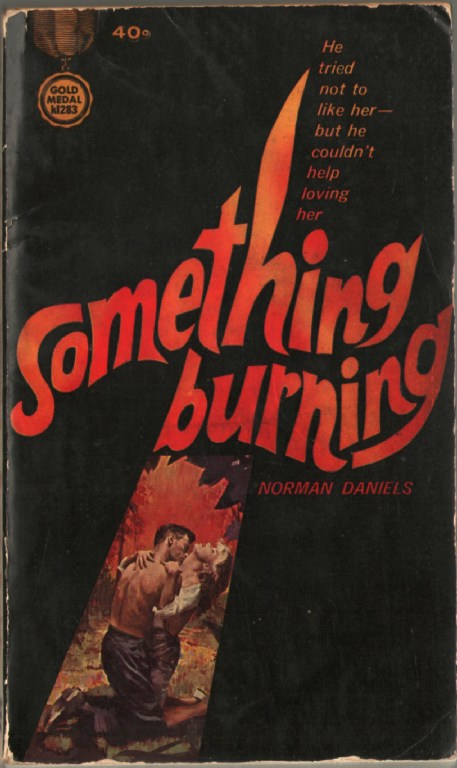 Image for Something Burning