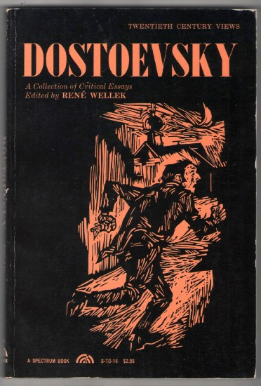 Image for Dostoevsky: A Collection of Critical Essays
